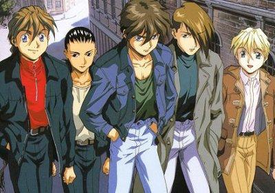 Werewindle S Den Fiction Index Fandom Gundam Wing